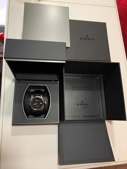 Reloj Edox Clásico Classic Automático
