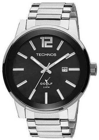 Relógio Technos Masculino Classic Golf 2115tu/ip