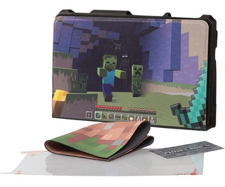 Protector Para Nintendo Switch Hybrid Cove Minecraft