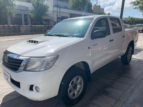 Toyota Hilux 4x4 2.5 Tdi C/doble Dx Pack Eléctrico 2014
