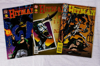 Hq Hitman 1, 2 E 3 - Garth Ennis 1997 Magnum Force