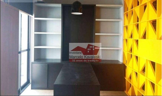 Sala Para Alugar, 40 M² Por R$ 1.300/mês - Ipiranga - São Paulo/sp - Sa0196