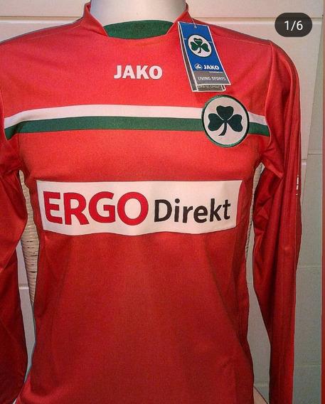Greuther Fürth Terceira Camisa 2012-13