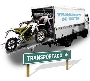 Imagen 1 de 7 de Traslado Remolque Grua De Motos, Cuatriciclos