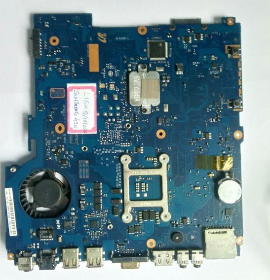 Placa Mãe Samsung Rv 420 Ba92-09773a-defeito