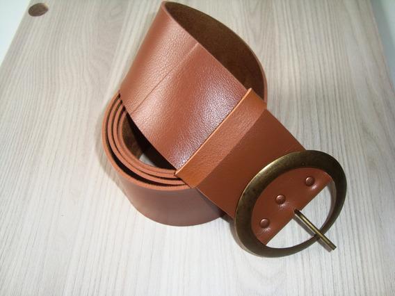 Cinto Largo Plus Size Sintético 7cm Largura X 150cm Compr.