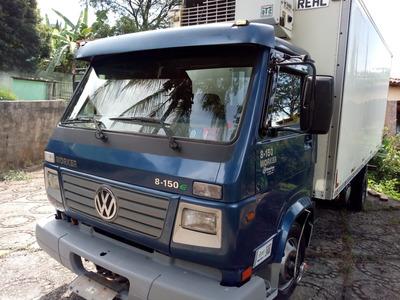 Volkswagen Vw 8150 Com Baú Refrigerado (vt)