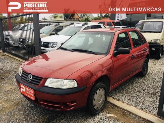 Volkswagen Gol 1.0 Std 2004 Buen Estado!