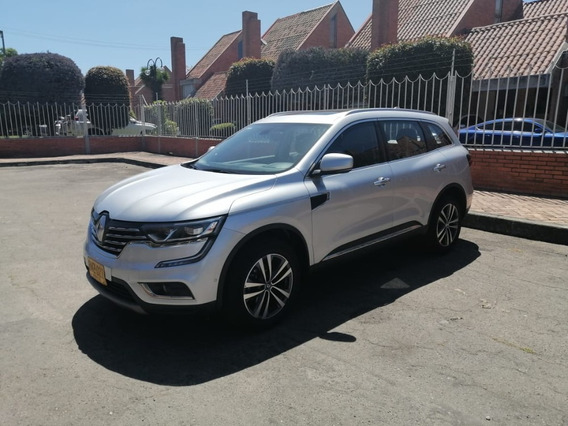 New Koleos Intens2 2488cc Modelo 2017