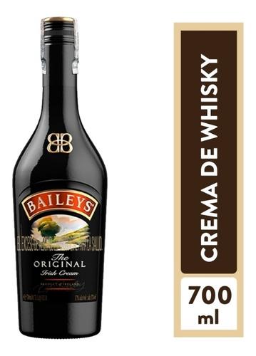 Imagen 1 de 2 de Crema De Whisky Baileys *700ml