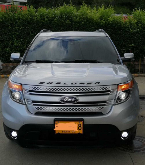 Ford Explorer 4 Por 4 Límited