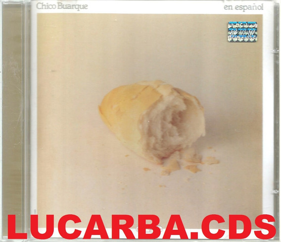 Cd - Chico Buarque - En Espanol - Cd Do Box - Lacrado