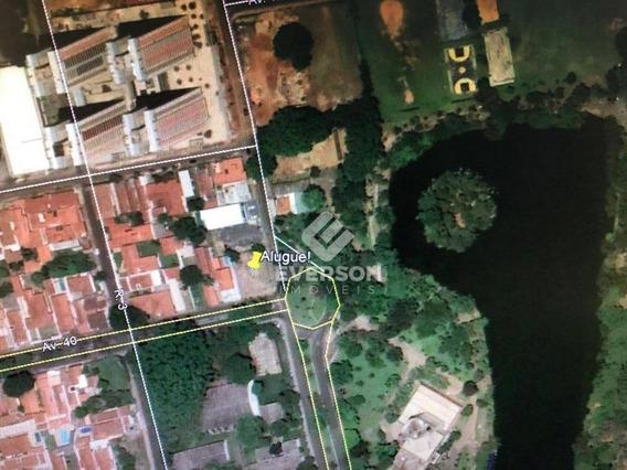 Terreno Residencial Para Locação, Vila Operária, Rio Claro. - Te0331