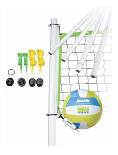 Superior Set De Voleibol / Superior Silver Volleyball Set