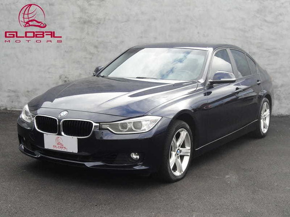 Bmw 320i 2.0 16v Turbo Gasolina 4p Aut 2013