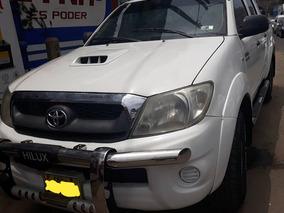 Vendo Camioneta Toyota Hilux 2011