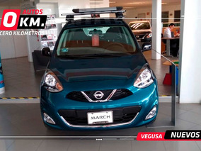 Nissan March 1.6 Sr Navi Mt 2019