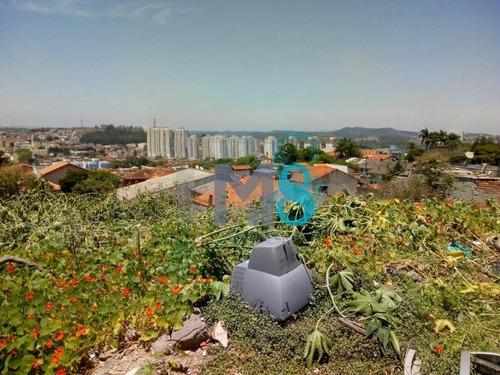 Terreno À Venda, 1467 M² Por R$ 1.000.000 - Vila Suissa - Mogi Das Cruzes/sp - Te0058
