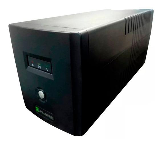 Ups Regulador De Voltaje Explore Power Backup 1500va 8 Tomas