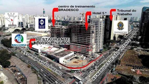 Galpão Loja Comercial/restaurante 200m²- À Venda Por R$ - Barra Funda - São Paulo/sp - Ga0076