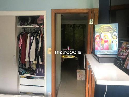 Imagem 1 de 6 de Apartamento À Venda, 72 M² Por R$ 330.000,00 - Nova Gerti - São Caetano Do Sul/sp - Ap2428