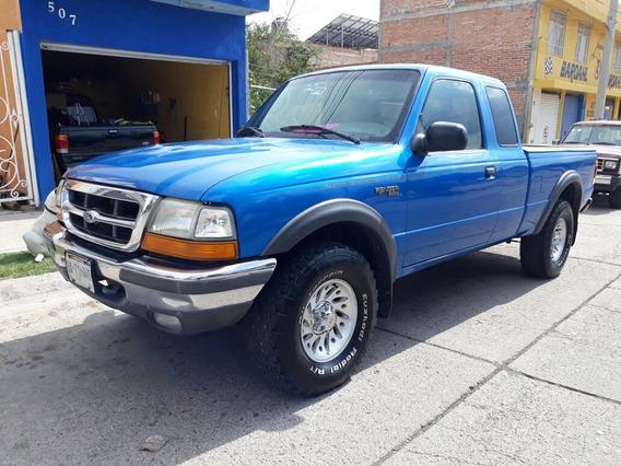 Ford Ranger Pickup Xlt V6 5vel Super Cab Mt 1998