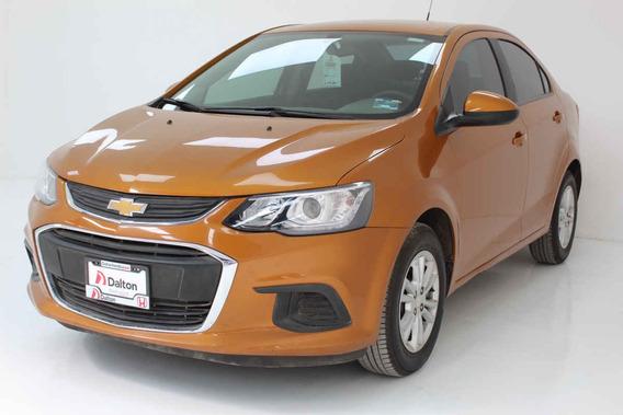 Chevrolet Sonic 2017 4p Lt L4/1.6 Man