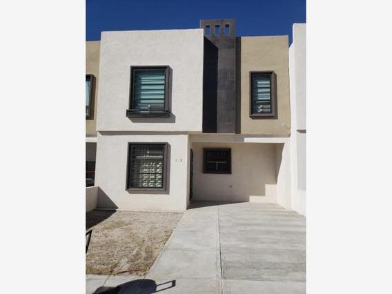 Casa Sola En Renta Fracc Valle Oriente