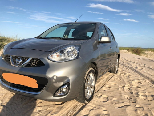 Nissan March Extra Full 2016