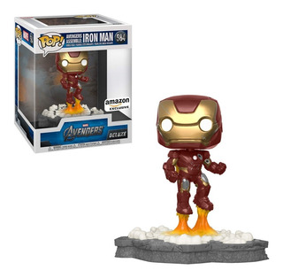 Funko Pop! Marvel: Iron Man Deluxe