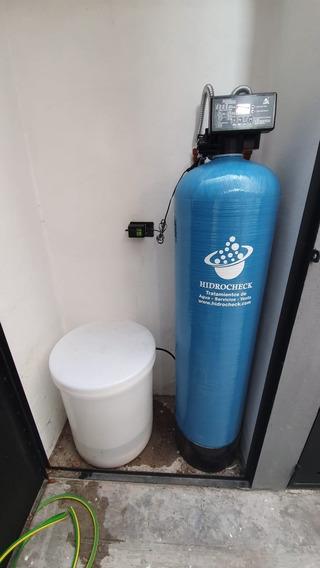 Ablandador De Agua Automatico 35lts Elimina Sarro Completo