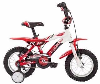 Bicicleta Infantil Niño - Raleigh Mxr Rodado 12