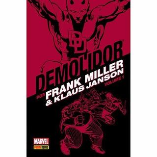 Demolidor - Frank Miller, Klaus Janson V.1 - Hqs - Lacrado