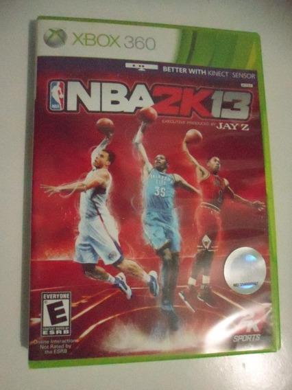 Nba 2k13 Xbox 360 Midia Fisica Original