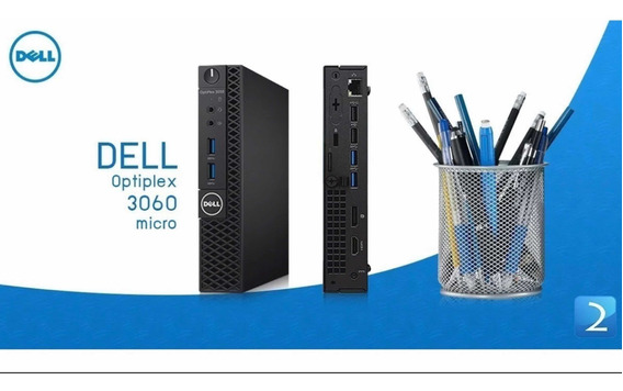 Dell Optiplex 3060m - I5 8500, 16gb Ddr4, M.2 Ssd 256