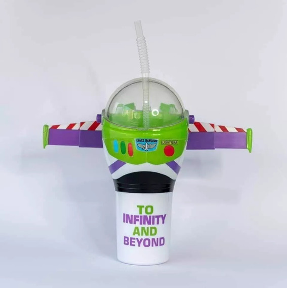 Vaso Buzz Ligthyear Cinemex Toy Story 4