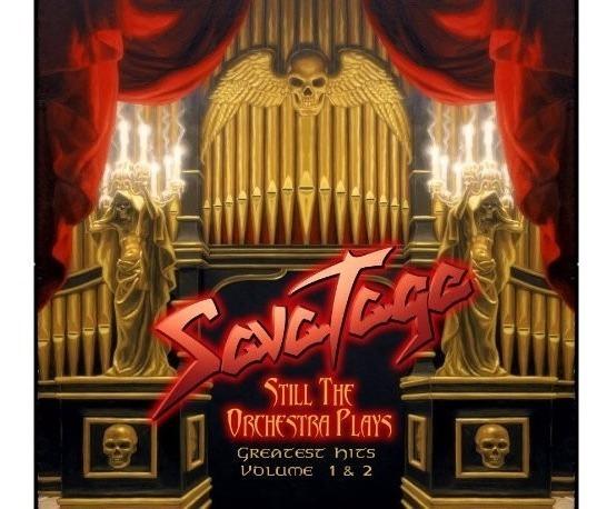 Savatage - Still The Orchestra Plays 2 Cd + Dvd Digi Pack