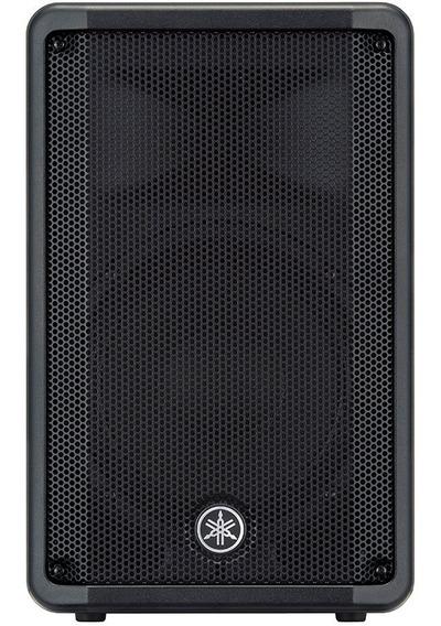 Caixa Som Amplificada Ativa Yamaha Dbr10 700w Bivolt