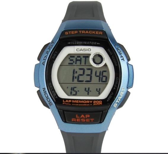 Relógio Digital Casio Lws2000h-2avdf