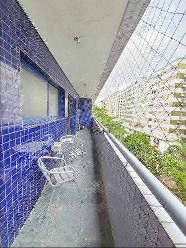 Apartamento Com 3 Dormitórios À Venda, 132 M² - Ponta Da Praia - Santos/sp - Ap2176