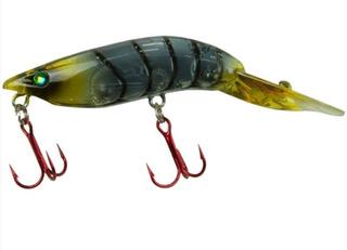 Isca Camarão Doido Sumax Slinky Shrimp Ssh-50 (varias Cores)