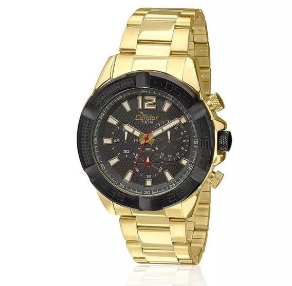 Relógio Condor Masculino Covd54ah/4c