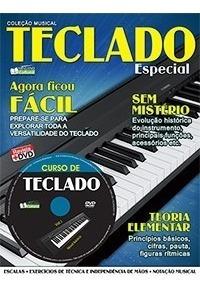 Método Teclado Primeira Edição Dvd + Revista