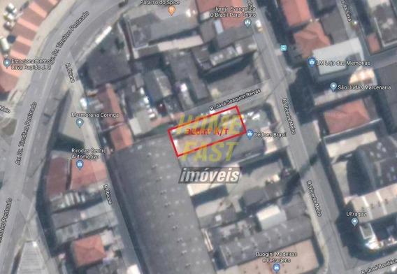 Terreno Para Alugar, 320 M² Por R$ 2.800/mês - Vila Galvão - Guarulhos/sp - Te0145