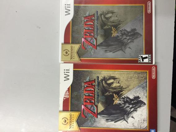 Zelda Twilight Princess - Novo