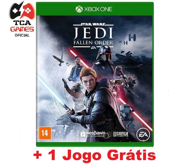 Star Wars Jedi Fallen Order Xbox One Mídia Digital