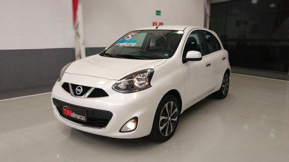 Nissan March 1.6 Sl 2015