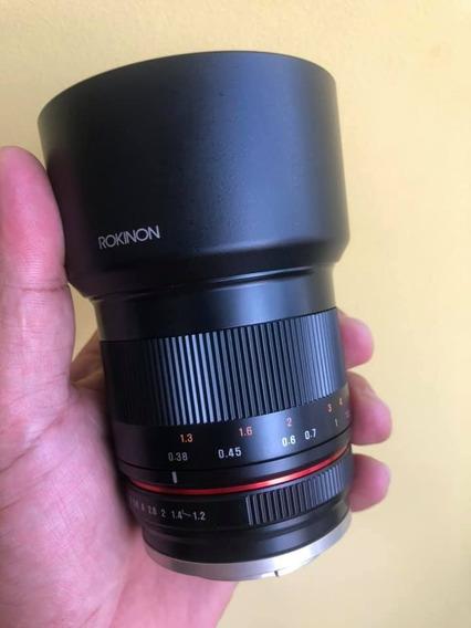 Rokinon 35mm 1.2 E-mount Sony