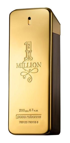 Perfume 1 Million Paco Rabanne Masculino Eau De Toilette 200