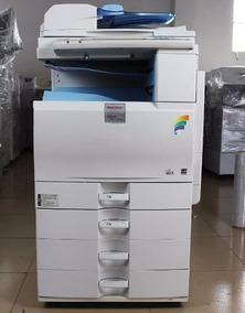 Impressora Ricoh Mpc 2051 C/ Cilindros E Reveladores Novos